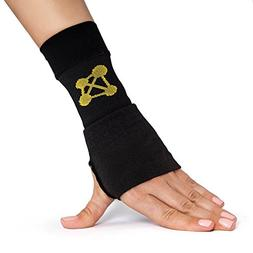CopperJoint Copper-Infused Compression Wrist Sleeve, High-Pe