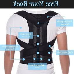 Corrector Posture And Shoulder Therapy Belt Brand Support Ba