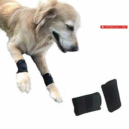 NEPPT Dog Elbow Brace Canine Braces for Small Dogs Front Leg