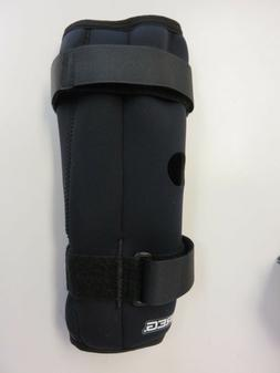 Breg Economy Hinged Open Back Knee Brace 06722 Small