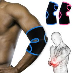 Elbow Brace Compression Sleeve Tennis Elbow Support Bandage
