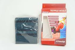 PowerLix Elbow Brace Compression Support  Large