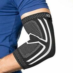 Elbow Compression Sleeve - Support Brace for Tendonitis Arth