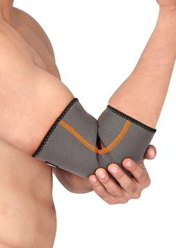 Elbow Sleeve Compression Protector Support Brace Gym Sports
