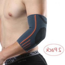 Elbow Support Brace Band for Tennis Golf Gym Weight Lifting