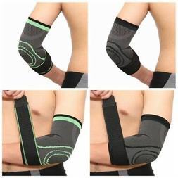 Elbow Support Brace Strap Sleeve for Elbow Injury& Sport Gol