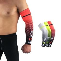 Elbow Support Sleeve Arm Brace Wrap Fitness Compression Men