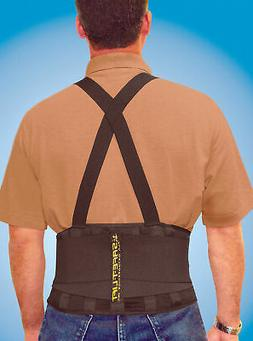 FLA Orthopedic Braces Safe-T-Belt Dx Working Back Support, A