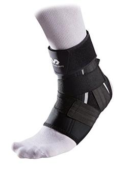 McDavid 461L Foot Ankle Support with precision straps, Large