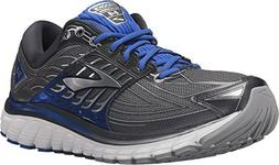 Brooks Men's Glycerin 14 Anthracite/Electric Brooks Blue/Sil