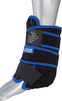 Shock Doctor Performance Sports ICE Recovery Ankle Compressi