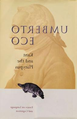 Kant and the Platypus, Alastair McEwen, Harcourt Brace, 1997