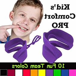 Kid's Comfort PRO Youth Double Sports Mouth Guard Works with