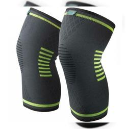 Sable Knee Brace, Compression Sleeve FDA Approved, Support f