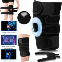 Knee Pads Cap Compression Sleeve Brace Support For Meniscus