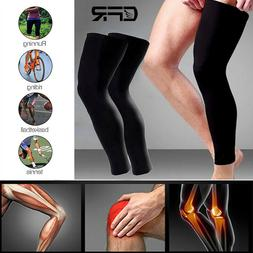 Knee Sleeve Leg Support Compression Brace For Sports Joint P