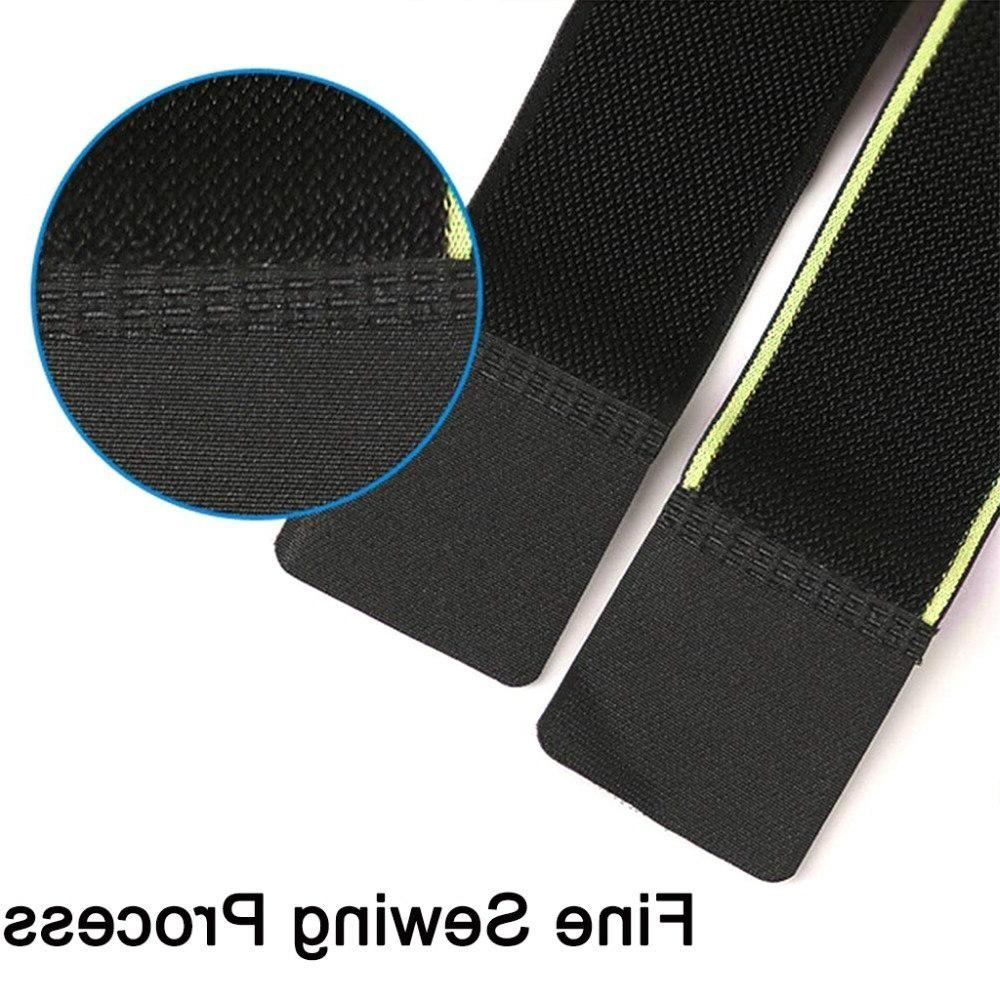 WorthWhile 1 PC Sports <font><b>Ankle</b></font> Sleeves 3D Weave Elastic Bandage Gear Gym Fitness