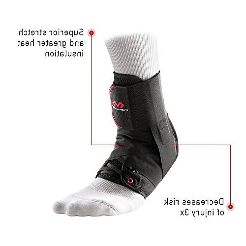 McDavid Level Ankle Black,
