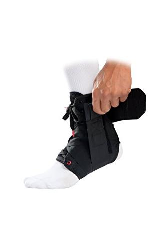 McDavid Support/w Stabilizer and Recover sprains