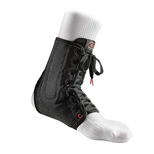 McDavid Lightweight Ankle Black, Small