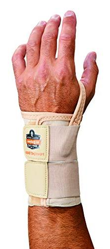 ProFlex 4010 Double Strap Wrist Support for Right Hand - Siz
