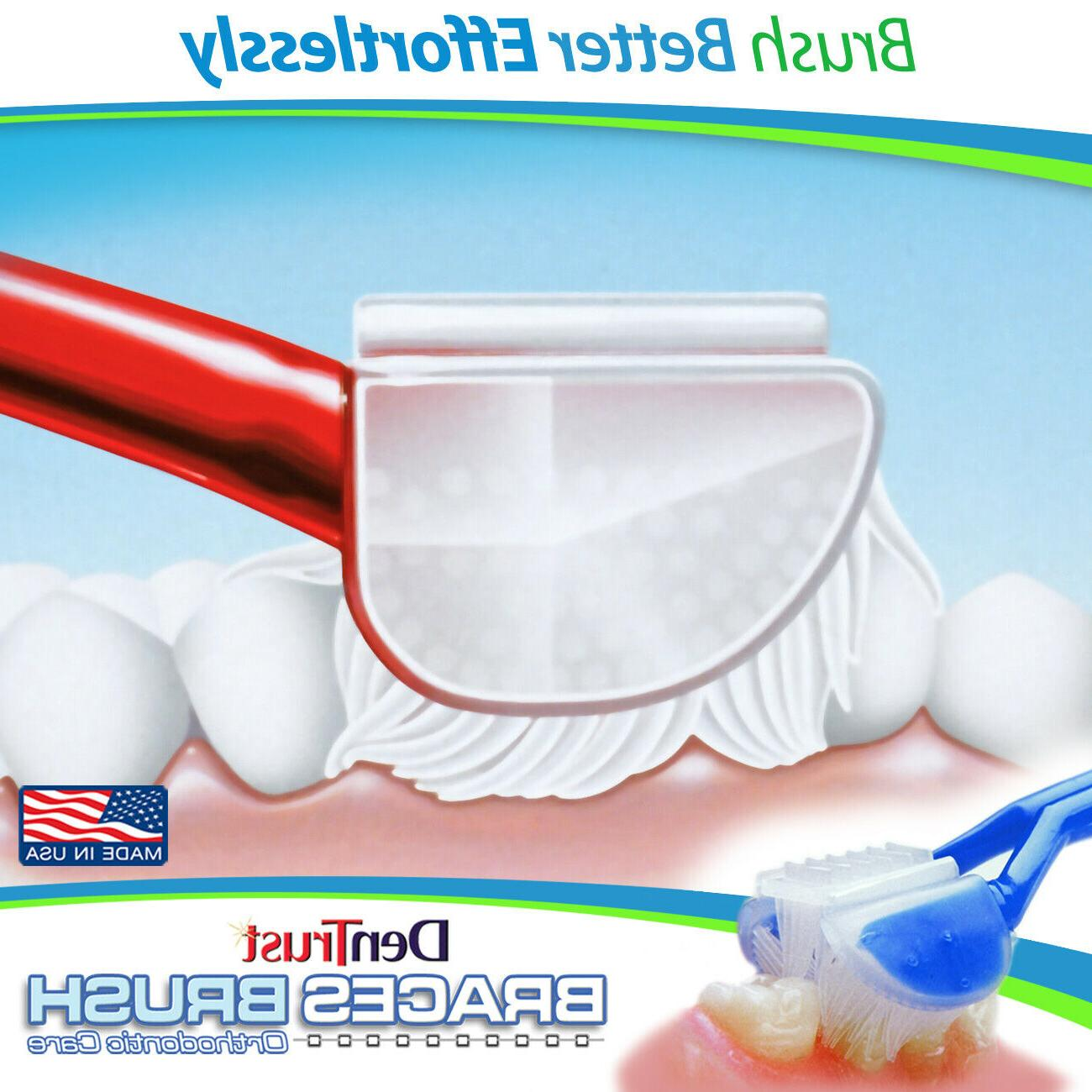 DenTrust Toothbrush ~ CLINICALLY PROVEN