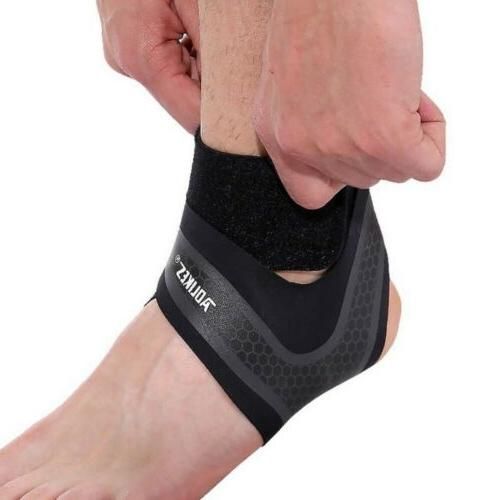 Adjustable Elastic Brace Support Basketball Foot US
