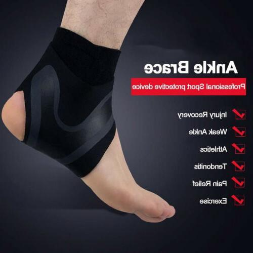 Adjustable Elastic Brace Foot US