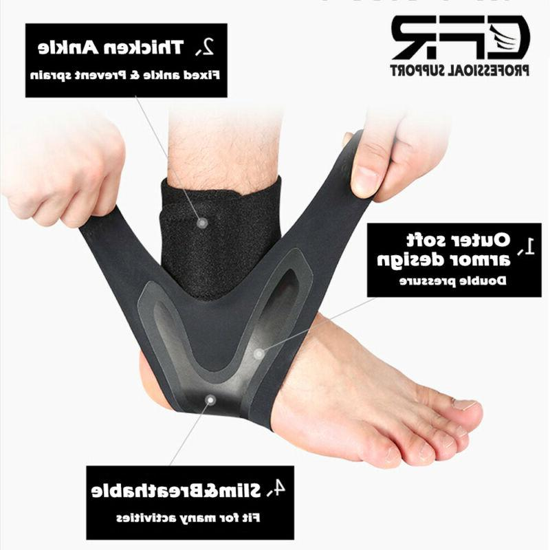 Ankle Compression Sleeve Relief Foot