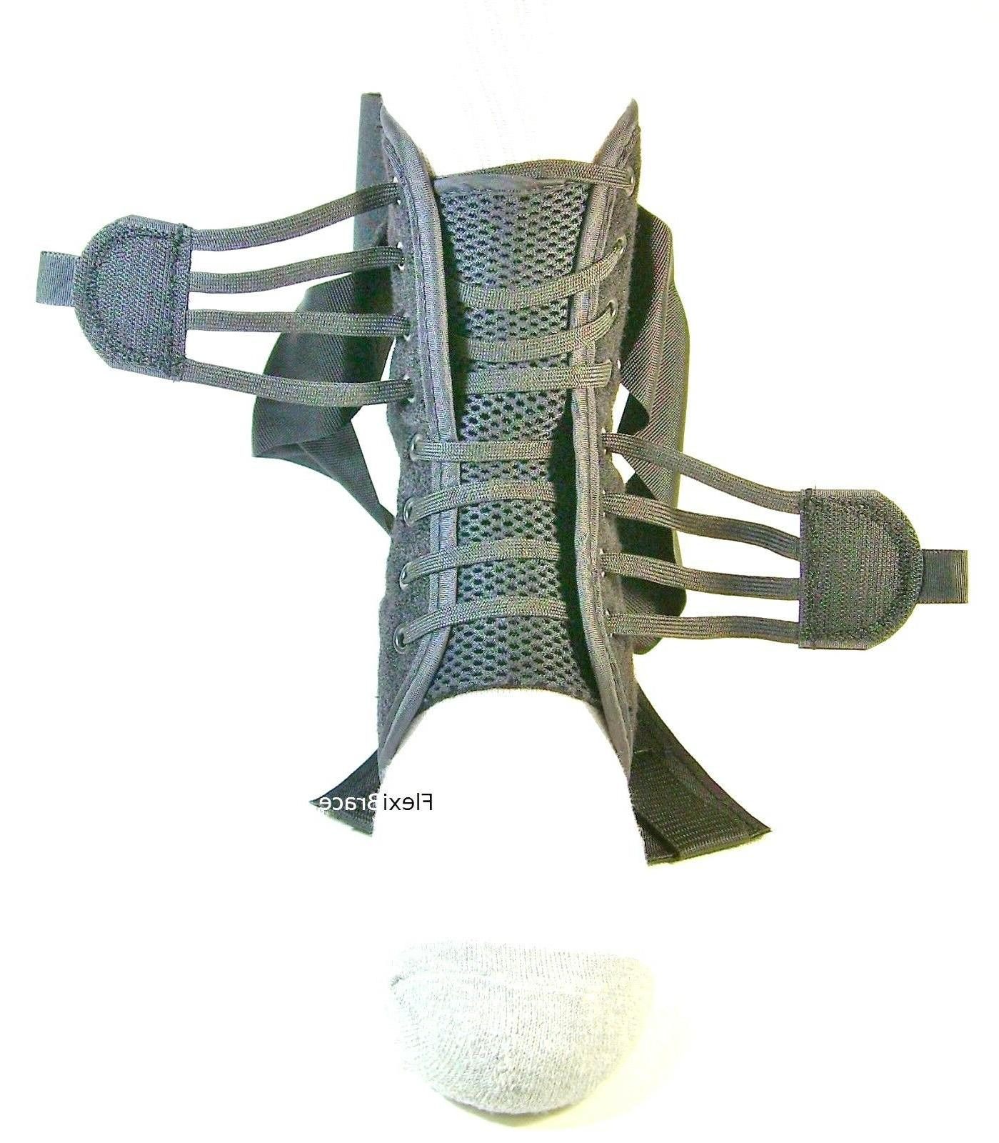 Ankle Brace Support Guard Orthosis FastLacer by Flexibrace