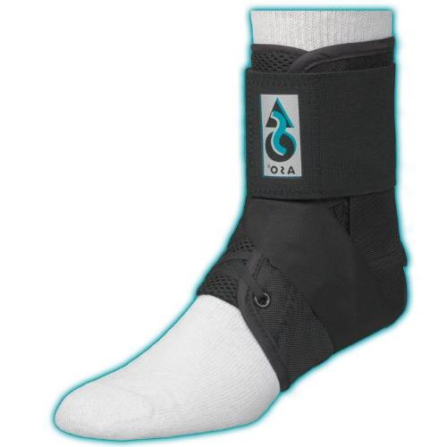 ankle stabilizing orthosis