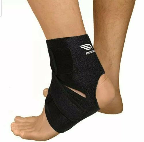 Ankle Support Compression Plantar Fasciitis Sport Foot Wrap