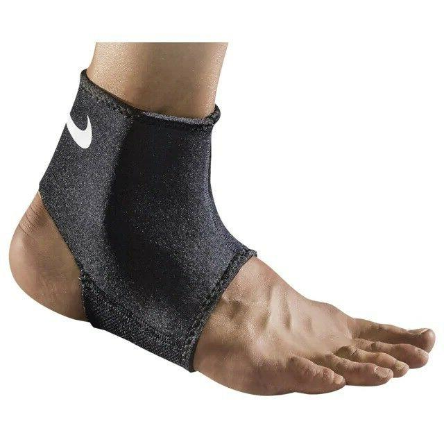 Nike Ankle Support Sleeve Pro 2.0 Black Compression Brace Wr