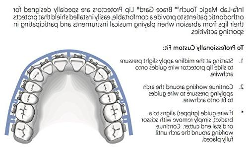 Our Orthodontic LipGuard Instructions Cayenas