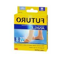 Futuro Comfort Lift Ankle Support, Mild Support, Medium, Bei