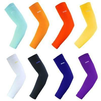 compression sports elastic fitness elbow arm sleeve