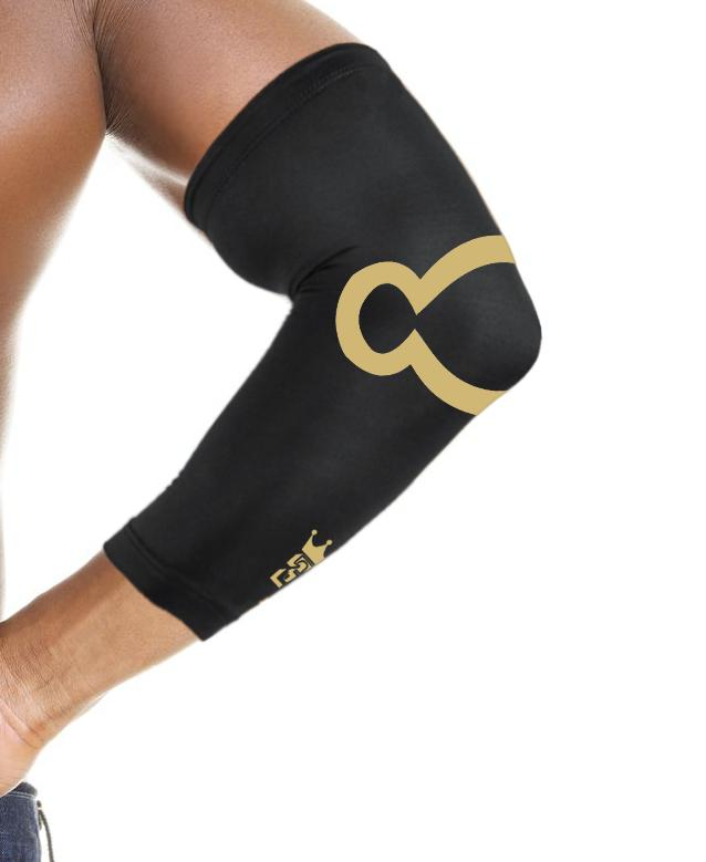 copper and fit pro elbow sleeve arm