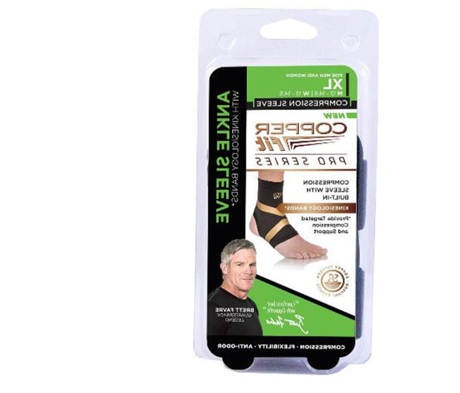 Copper Fit Pro Ankle Arthritis Motion