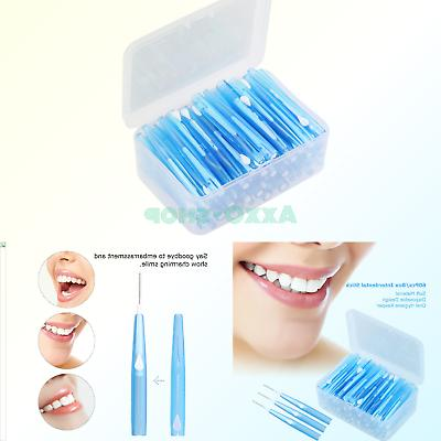 dental floss picks inter