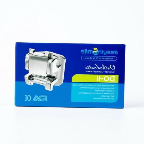 EASYINSMILE Bracket MINI Braces ROTH 022