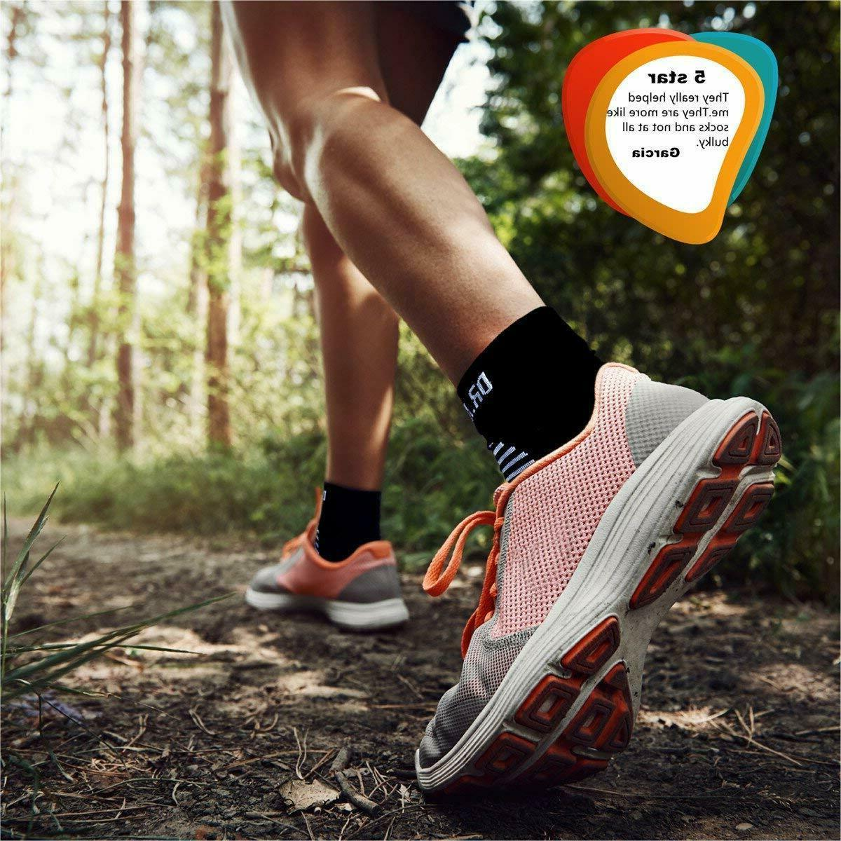 DR.ANISON Foot Plantar Fasciitis Arch Support Ankle Brace