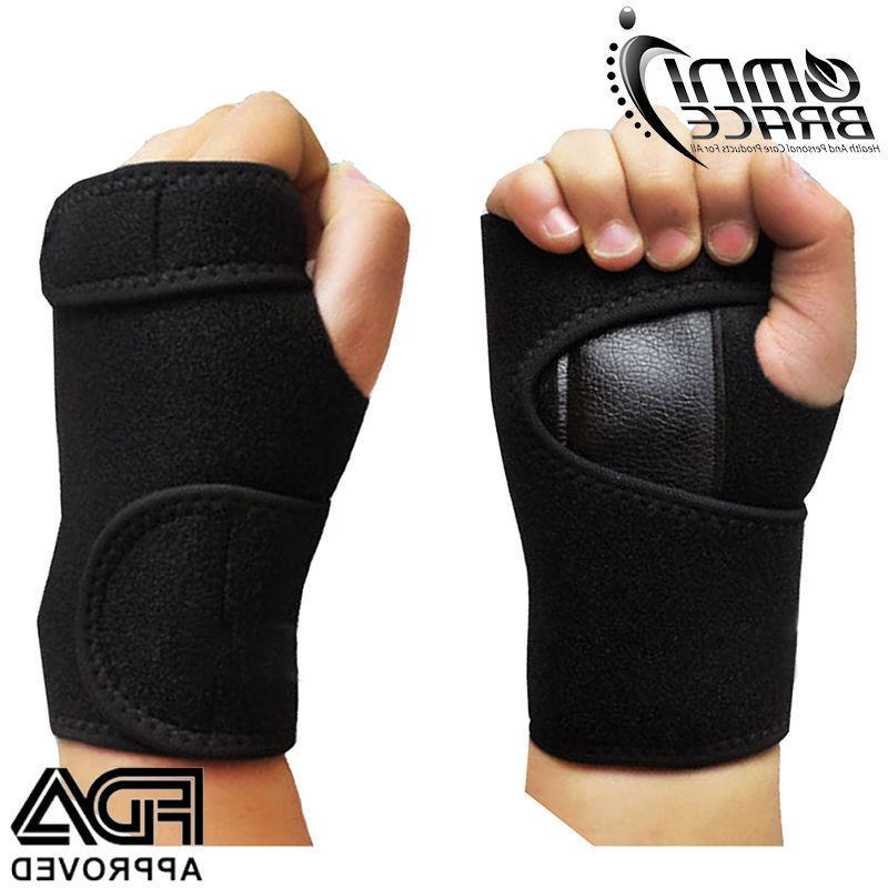FDA Approved Neoprene Wrist Support Hand Tunnel