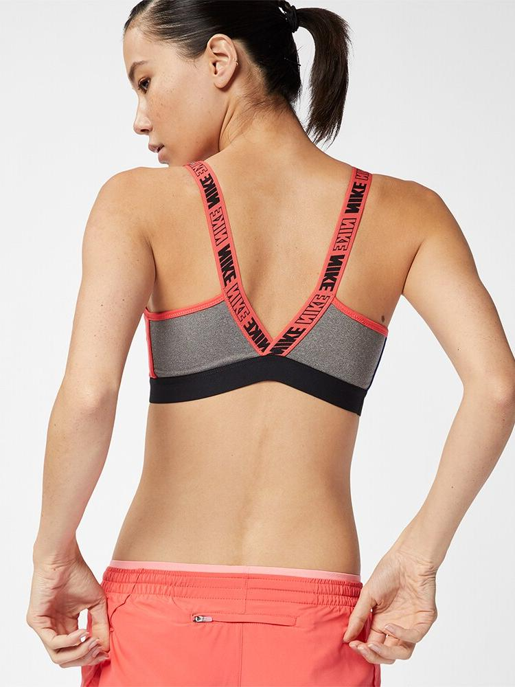 <font><b>Nike</b></font> Strength <font><b>Brace</b></font> Motion Sports Bra Comfortble Breathable Sportswear