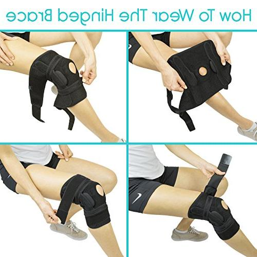 Vive Knee - Patella Support for ACL, Injuries Joint Problems