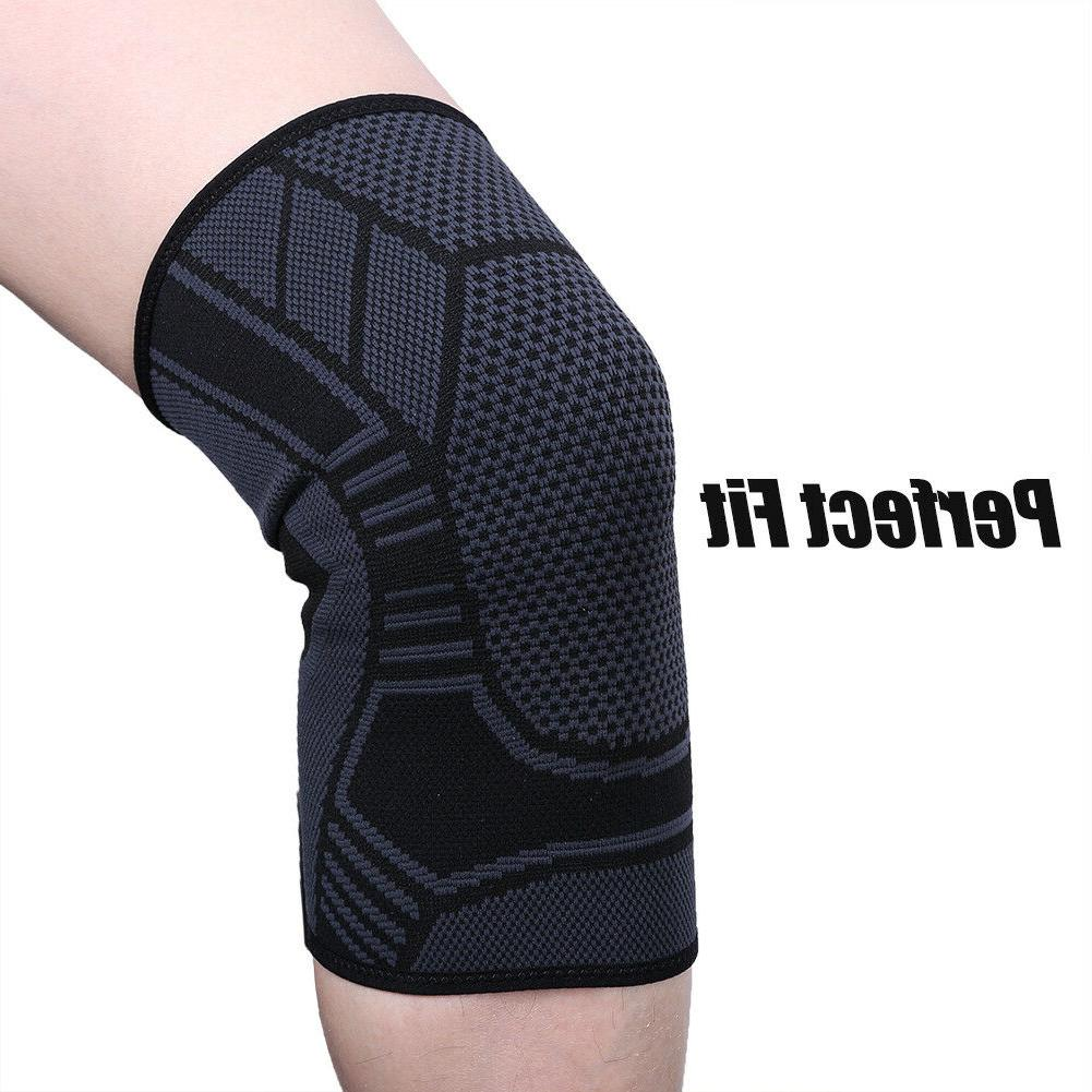2X Sleeve Compression Brace Support For Sport Joint