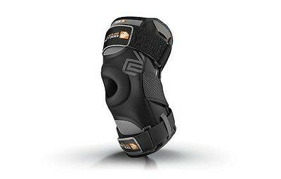 knee support brace with dual hinges 1