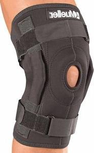 Mueller Pro Level Hinged Knee Brace, XXL XX-Large