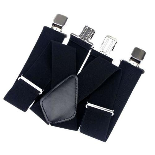 Mens Very Clips Adjustable Fits All Heavy Braces