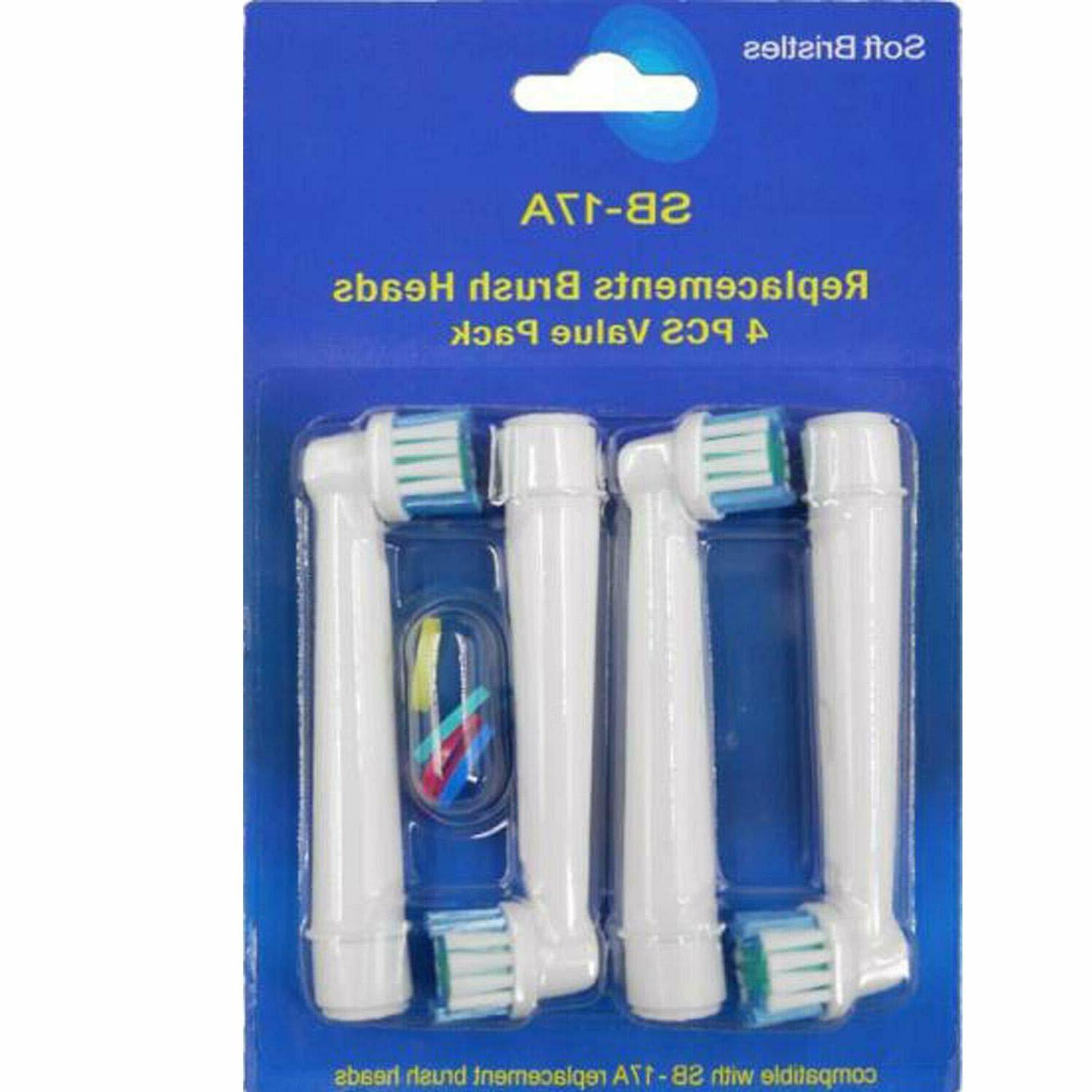 Oral B Replacement Brush Work Braces Implants
