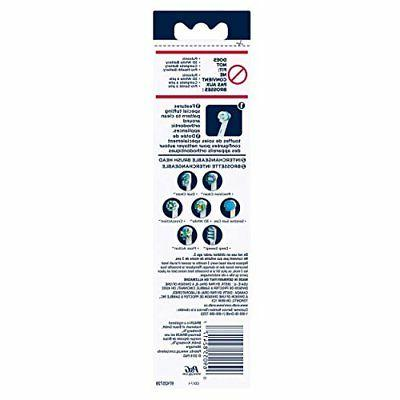 Oral-B Ortho Toothbrush Replacement Brush Heads Refill 1 Count